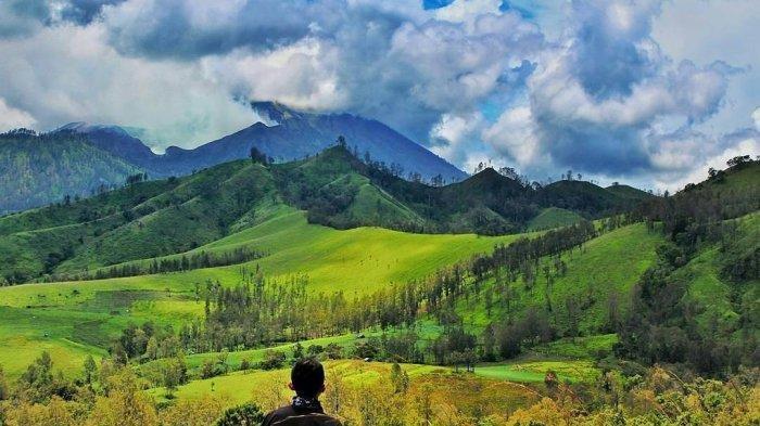 Harga Tiket Masuk Wisata Kawah Wurung 'Surganya' Bondowoso, Cocok Buat Camping, Lihat Rute Lokasi