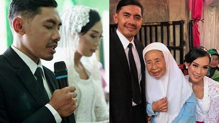 VIRAL Pengantin Gelar Pesta Pernikahan Rp5,5 Juta Saja, Ekspresi Tamu saat Foto Jadi Sorotan