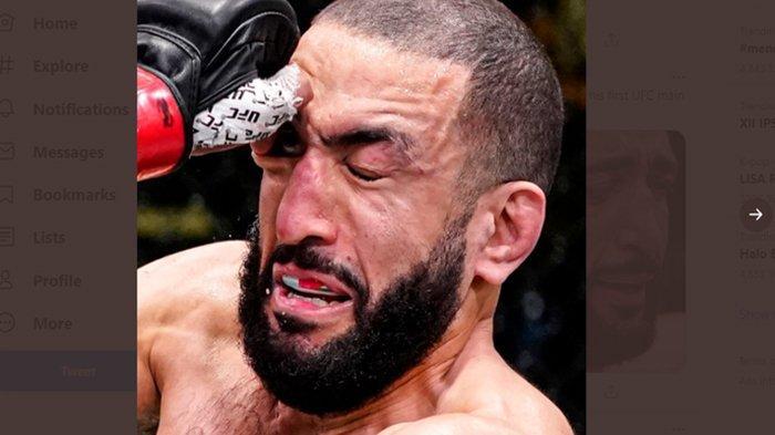 UFC Vegas 21 - Mata Belal Muhammad Kena Colok Leon Edwards Sampai 'Nangis Darah'