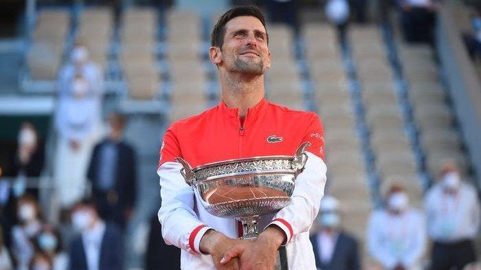 Juarai French Open 2021, Novak Djokovic Ukir Rekor Istimewa