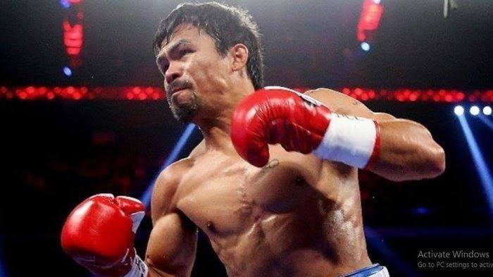 Dendam Manny Pacquiao pada Yordenis Ugas, Rasa Lapar Jadi Modal Kanvaskan Lawan dan Raih Sabuk Juara