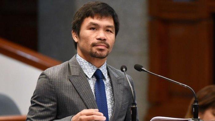 Pensiun dari Dunia Tinju, Manny Pacquiao Fokus Nyapres