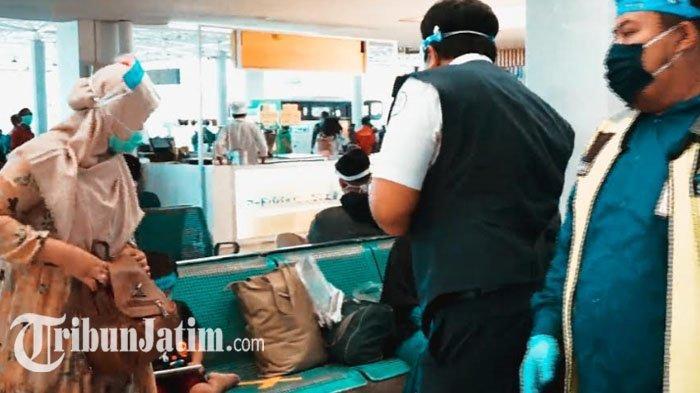 NEWS VIDEO - Trafik Penerbangan Naik, Bandara Juanda Perketat Monitoring Penerapan Protokol Covid-19