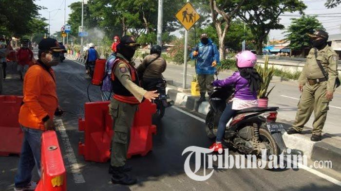 Pemkot Imbau Warga Luar Kota Sementara Tak Masuk Surabaya Dulu, Kecuali Ada Kepentingan Mendesak