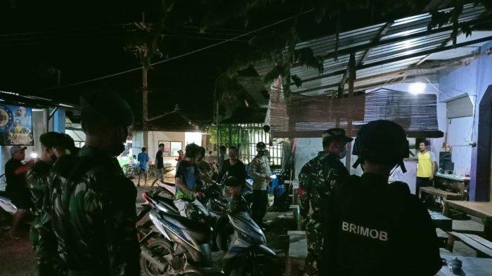 Satgas Covid-19 Lamongan Patroli Pelototi Warga Pantura Brondong
