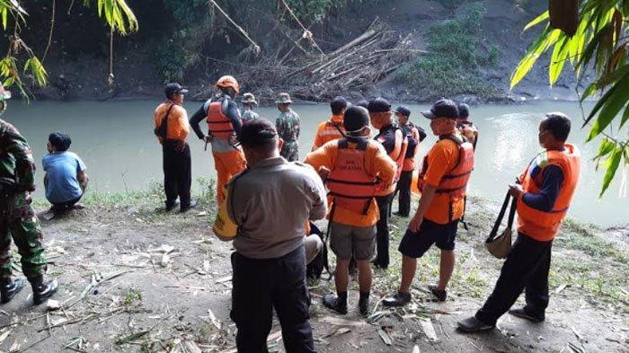 Bocah 6 Tahun Ditemukan Tewas Tersangkut Bambu Sungai Jeroan, Sang Ibu Pilu: Awalnya Pamit Mancing