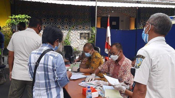 Langgar PPKM Darurat di Surabaya, Warga Jalani Sidang di Tempat dan Denda Rp 150 Ribu
