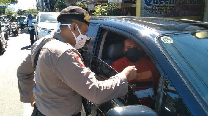 Terjadi Penumpukan Kendaraan Akibat Penyekatan, Polres Malang Siapkan Langkah Antisipasi