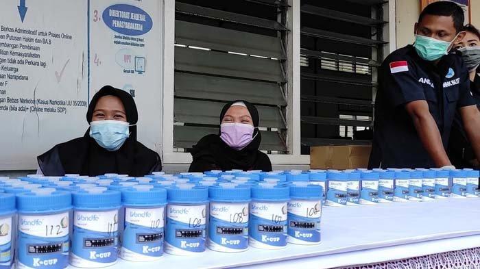 Deteksi Penyalahgunaan Narkoba, Petugas Targetkan 150 Napi Lapas Kelas IIB Blitar Ikuti Tes Urine