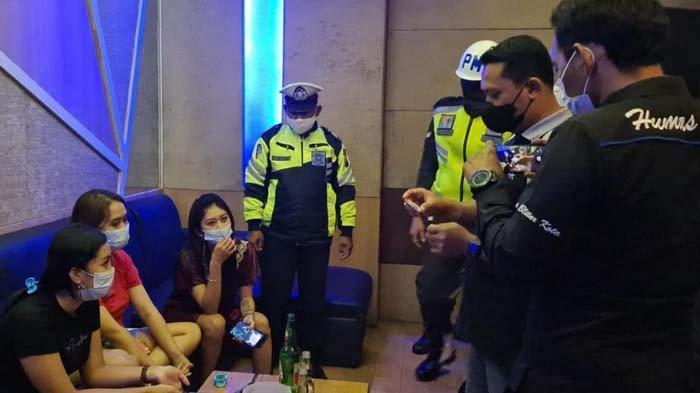 Buka hingga Larut Malam di Masa PPKM Level 3, 5 Tempat Hiburan di Kota Blitar Dapat Sanksi Tipiring