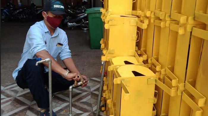 Perumdam Among Tirto Pasang 750 Sambungan Air Bersih ke Warga Kota Batu Berpenghasilan Rendah