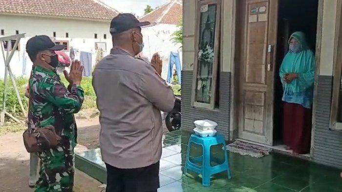 Tiga Pilar di Kabupaten Jember Bangun Dapur Umum Bagi Warga yang Sedang Isolasi Mandiri