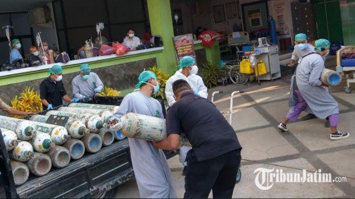 Kapasitas RS Rujukan Covid-19 di Trenggalek Penuh, Dinkes Siapkan Dua Tempat Perawatan Baru