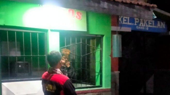 Masuk Halaman Rumah Warga Tengah Malam, Pemuda di Kediri Diamankan Satpol PP