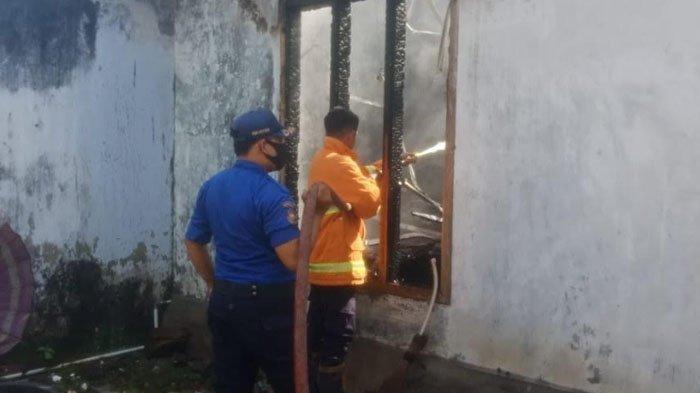Sendirian dan Tiba-tiba Ngamuk, ODGJ Jember Bakar Kamar Rumah, Pemilik Rugi Jutaan Rupiah