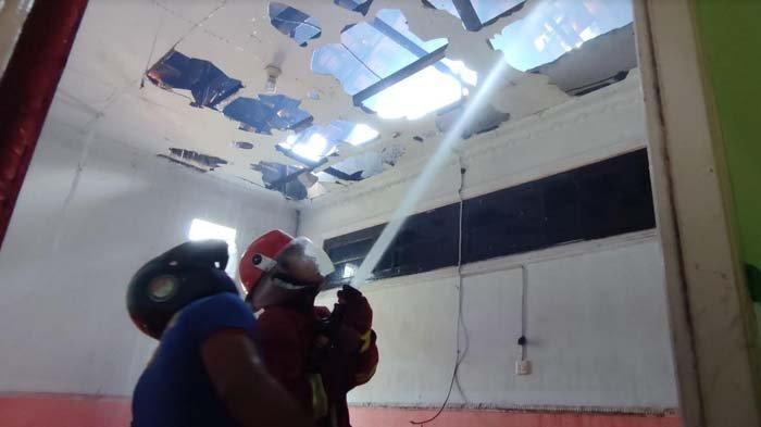 Gara-gara Pembakaran Sampah, Atap Rumah Warga Probolinggo Ikut Dilalap Api, Padahal Sudah Diawasi