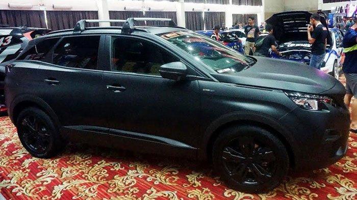 Peugeot 3008 2020 Si Reinkarnasi Mobil Reli Dakar Varian DKR, Dijual Rp 730 Jutaan di Pasar Surabaya