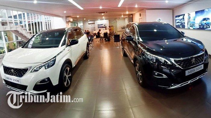 Peugeot 3008 dan 5008 Allure Plus Sukses Terjual 20 Unit, Astra Peugeot Targetkan Perolehan 30 SPK