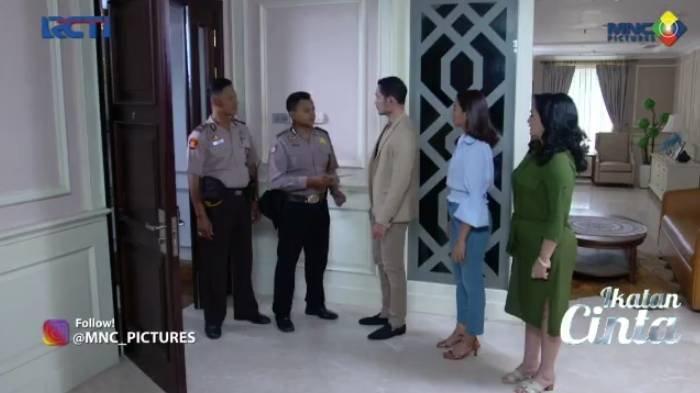 Sinopsis Ikatan Cinta 29 Juli 2021 Papa Surya Sudah Bersaksi Soal Pembunuh Roy, Polisi Tangkap Elsa?