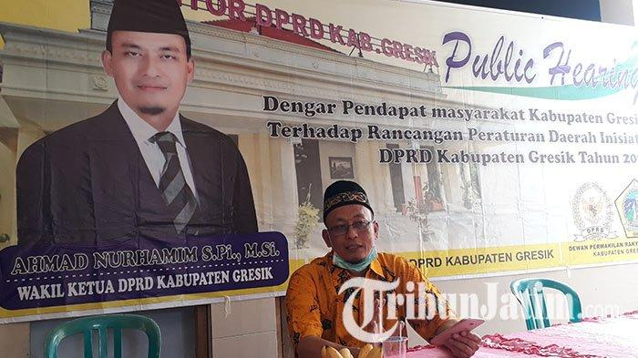 Pilkada Gresik 2020, DPD Golkar Berhadap Calon Bupati - Wakil Bupati Ada dari Kader Internal