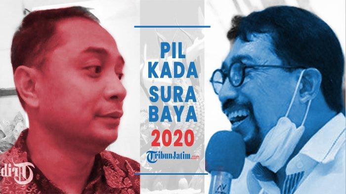 MENANG Jauh Eri-Armuji Versi Quick Count Pilkada Surabaya, Jagoan Risma Singgung Amanah: Innalillahi