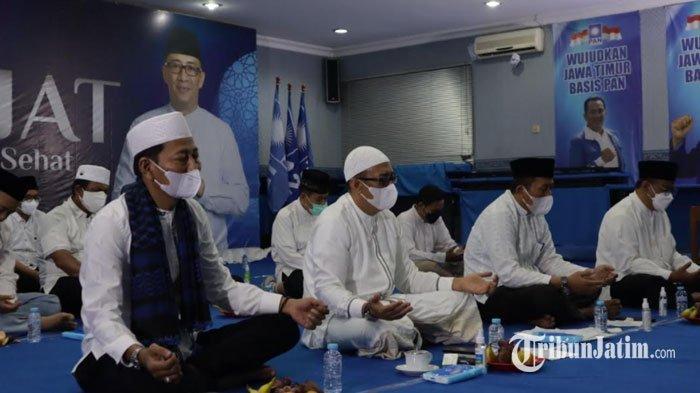 PAN Jatim Gelar Doa Bersama, Munajat dan Muhasabah Agar Keluar dari Pandemi Covid-19