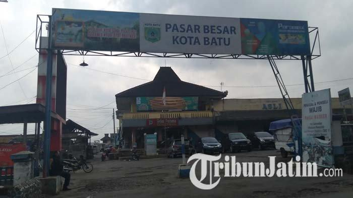 DIPA Sudah Turun, Pedagang Pasar Besar Kota Batu Segera Direlokasi, Anggaran Rp 6 Miliar Disiapkan