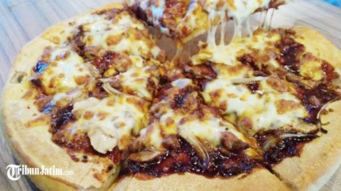 Pizza Sate Bumbu Kecap Ala Pizza Hits, Kuliner Italia dengan Rasa Nusantara, 'Banyak yang Suka'