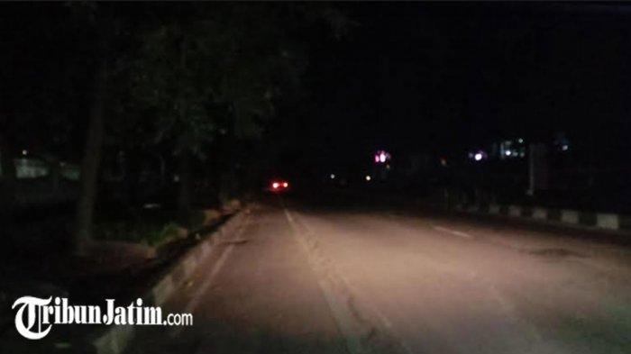 Mobilitas Masyarakat Masih Tinggi, Forkompimda Kota Malang Kembali Padamkan Lampu PJU