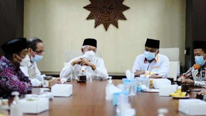PKS Jawa Timur Silaturahmi Kunjungi Muhammadiyah Jatim, Dapat Pesan Khusus Politik Kebangsaan