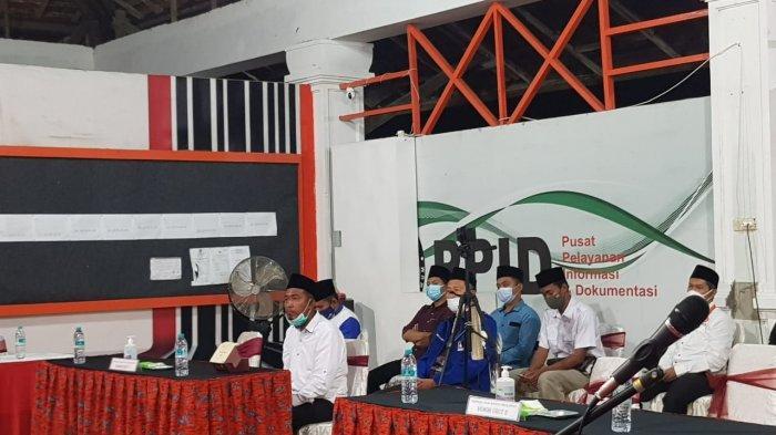 Fattah Jasin-Ali Fikri Absen Rapat Penetapan Pemenang Pilkada Sumenep