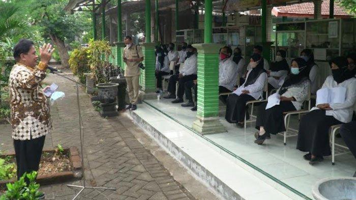 Peserta Seleksi PPPK Guru yang Positif Covid-19 di Nganjuk Bakal Diikutkan dalam Seleksi Berikutnya