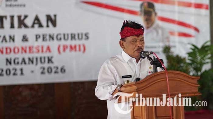 PMI Kabupaten Nganjuk Diharapkan Semakin Eksis dalam Mengemban Misi Sosial Kemanusiaan