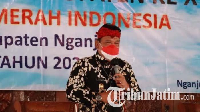 Muskab PMI Kabupaten Nganjuk, Plt Bupati Kang Marhaen Dorong Inovasi Program Kerja