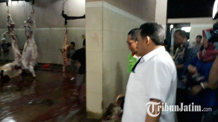 Permintaan Daging Membludak, Rumah Potong Hewan Surabaya Perpanjang Operasional 3 Hari