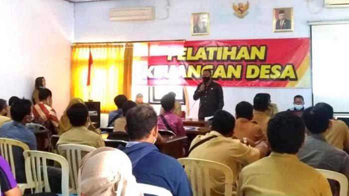 Wujudkan Pengelolaan Keuangan yang Akuntabel, Dinas PMD Nganjuk Intensif Bina Pendamping Desa