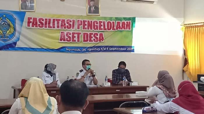 Dinas PMD Nganjuk Kenalkan Aplikasi SIPADES, Kelola Aset Desa Lebih Efisien dan Optimal