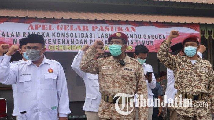 Menang Pilkada Serentak 2020 di 12 Daerah Jawa Timur, Partai Gerindra: Ada Kader dan Calon Kader