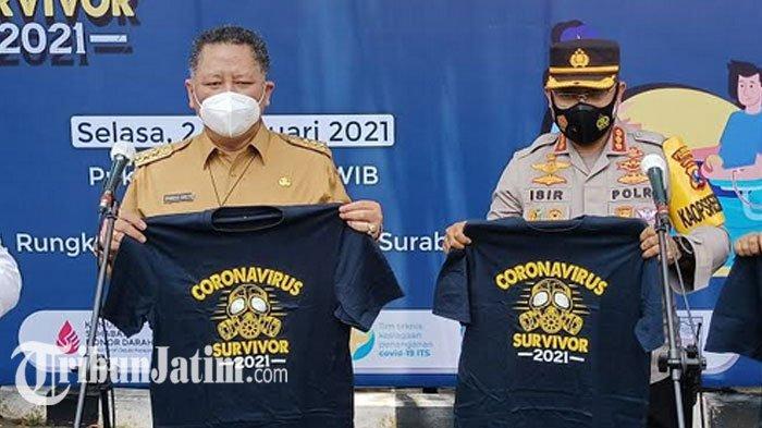 Besok Jajaran Pemkot Surabaya Skrining Donor Plasma Konvalesen, Bakal Diikuti 200 Penyintas Covid-19