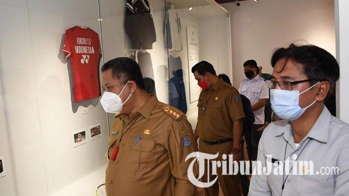 Museum Olahraga Ditarget 2 Minggu Bisa Diresmikan, Bakal Datangkan Mensos Risma ke Surabaya