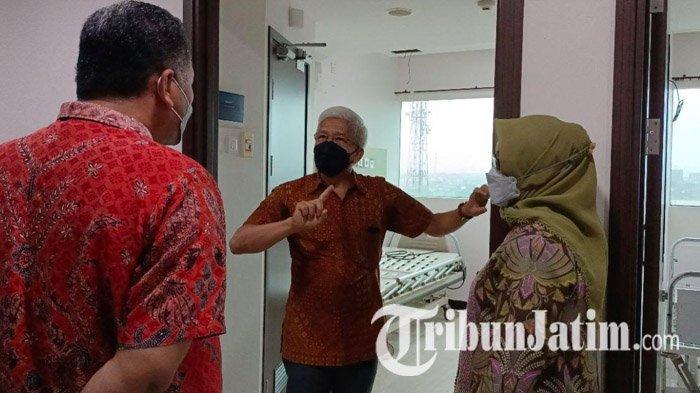 Bakal Ada Rumah Sakit Darurat Covid-19 Baru di Surabaya, Ratusan Kamar Tengah Disiapkan