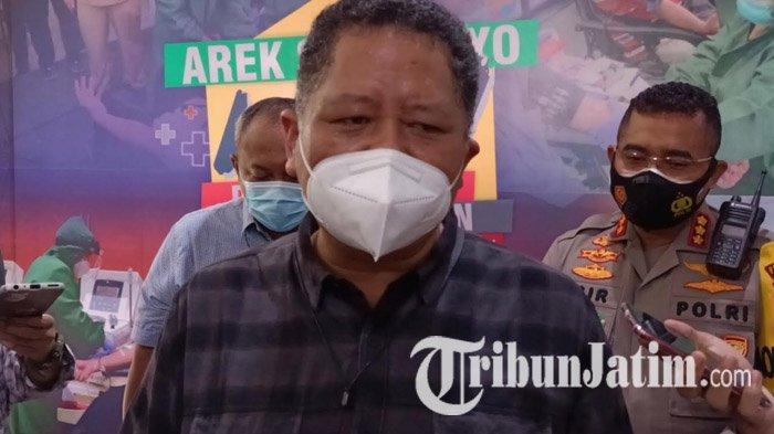 Langkah Whisnu Sakti Buana Setelah Purnatugas dari Jabatan Wali Kota Surabaya: Konsentrasi di Partai