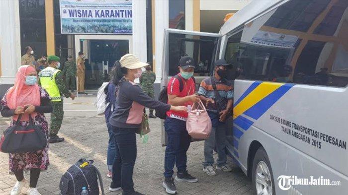 755 Pekerja Migran Asal Magetan Dipastikan Mudik Lebaran 2021, Dijemput Pemkab di Surabaya