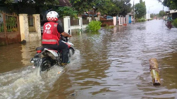 Banjir Terbesar di Wonoasri Jember Setelah 20 Tahun, Waspadai Banjir Susulan