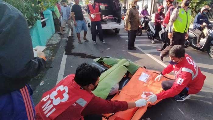 Kecelakaan Maut di Kota Malang, Gagal Menyalip, Pengendara Motor Jatuh dan Ditabrak Motor Lain