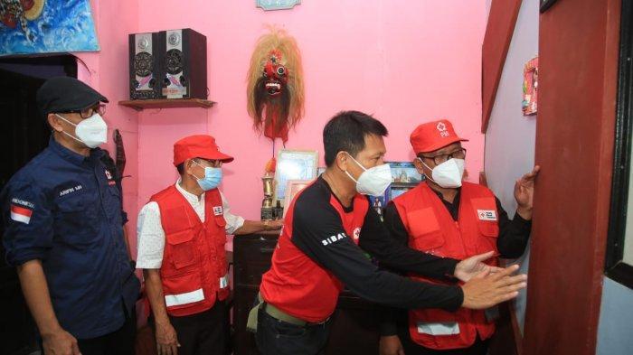 PMI Terapkan Rumah Aman Gempa Berbasis Masyarakat di Banyuwangi