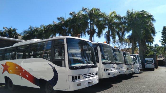 Respon Perusahaan Otobus Bagong Tanggapi Larangan Mudik