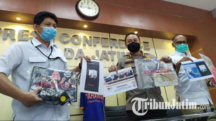 Website Resmi KPU Jember Diretas, Dipasangi Gambar Tak Senonoh, 2 Tersangka Diringkus Polda Jatim