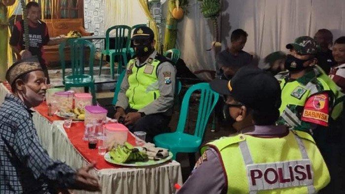 Satgas Nganjuk Imbau Warga Tak Gelar Pesta Pernikahan di Tengah Kondisi Zona Merah Covid-19