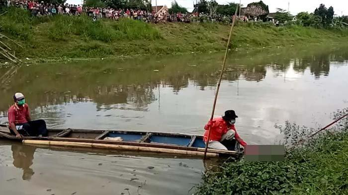 Jenazah Tanpa Identitas Ditemukan di Sungai Ngrowo Tulungagung, Ada Piagam dari PSHT